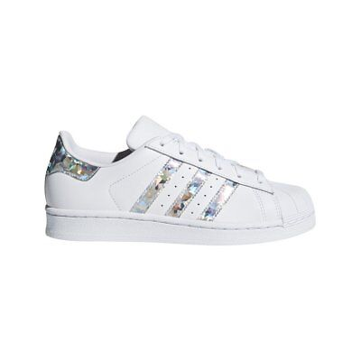 differently 2a993 b41d4 adidas Superstar J Bianco Bambini