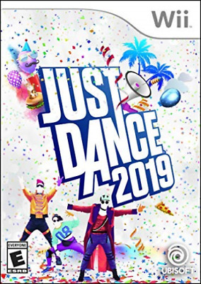 Just Dance 2019 Wii Game New