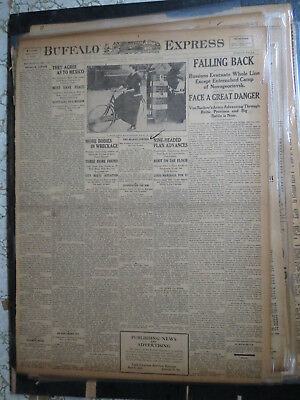 Lynched Lynching Newspaper 1913 2 NEGROES LYNCHED FROM JAIL HANGED SHAWNEE OK