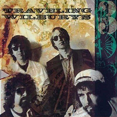 Traveling Wilburys ~ Volume 3 ~ NEW CD (sealed)  Dylan ~ Lynne ~ Harrison ~Petty