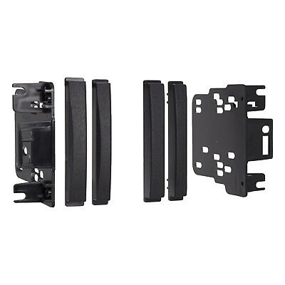 Metra 95-6511 Double-DIN Installation Kit For Select 2007-Up Chrysler/Jeep/Dodge