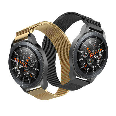 Replacement Stainless Steel Wrist Band Strap For Samsung Galaxy Watch 42/46mm