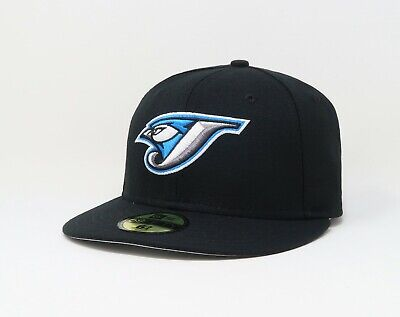 New Era 59Fifty Cap Mens MLB Toronto Blue Jays 2007 Game Collectible Fitted Hat