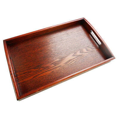 Plain Wood Wooden Serving Tray For Decoupage Sizes B 45x35x4cm