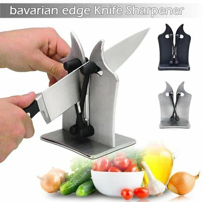 Bavarian Edge Knife As Seen On TV - Sharp Knives in Seconds Hones & Polishe~$GH