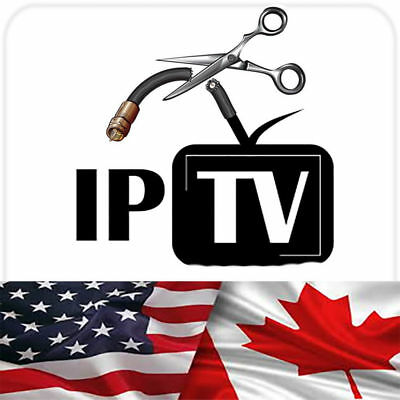 PREMIUM IPTV Subscription USA , UK & CANADA with VODs WORLDWIDE