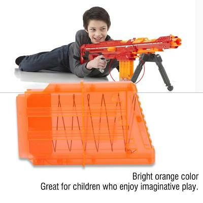 Reload Mega Magazine Clip Toy Gun Carrier Soft Bullets Storage Nerf Cartridge GL