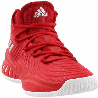 low priced 1de1f a6f7a adidas Sm Crazy Explosive 2017 NBANCAA Basketball Shoes- Red- Mens