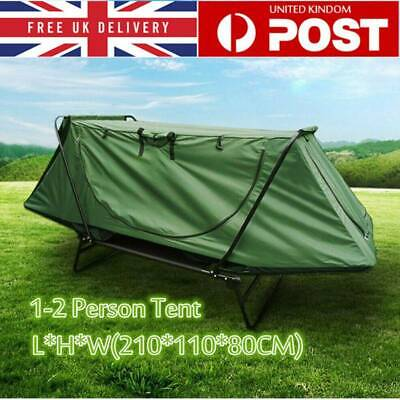 1-2 person Foldable Camping Tent Picnic Outdoor Hiking Bed Cot