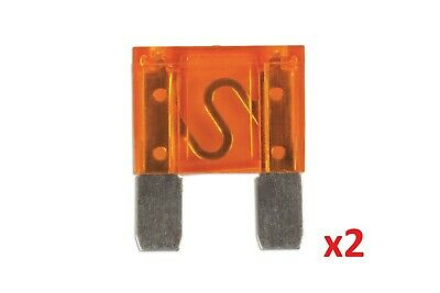 Connect 36853 Maxi Blade Fuse 40-amp Amber Pk 2