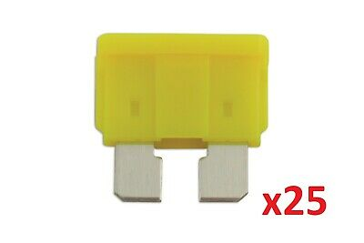 Connect Fuse - Smart Led - 20 Amp - Pack Of 25 - Diy Garage - 33086
