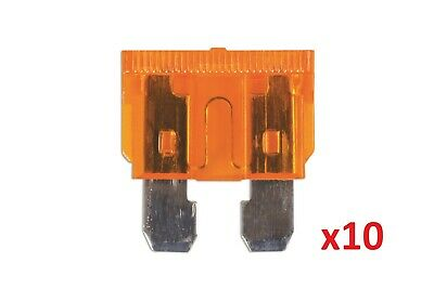 Connect 36823 5amp Standard Blade Fuse Pk 10
