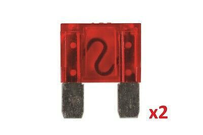 Connect 36854 Maxi Blade Fuse 50-amp Red Pk 2