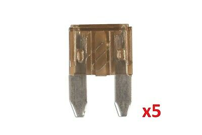 7.5Amp Mini Blade Fuse Pk 5 | Connect 36835