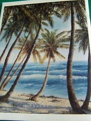Nature's Palette By Carol Binford 1991 Oil  Scheewe Landscapes Paint Book