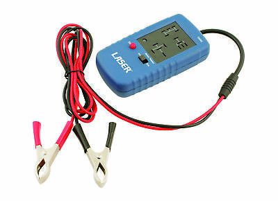Laser 5562 Automotive Relay Tester