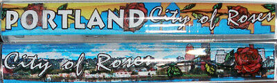 PORTLAND,OR - CITY OF ROSES FLOATY PEN cityscape ESKESEN FLOATING ACTION