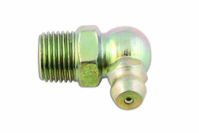 Connect 31242 90° Angle Grease Nipple 1/8 Gas BSP Pack 25