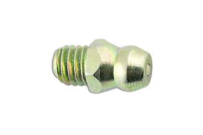 Connect 31210 Straight Grease Nipple M6 x 1mm Pack 50