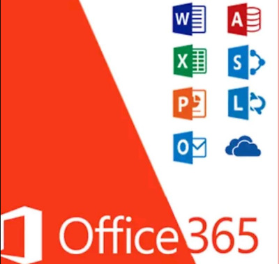 Instant Microsoft Office 365 Lifetime Account✔️ 5 Devices 5Tb Esd