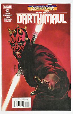 Star Wars Darth Maul -- Halloween Comic Fest 2017