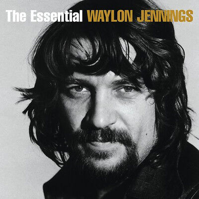 WAYLON JENNINGS The Essential 2CD BRAND NEW Best Of Greatest Hits