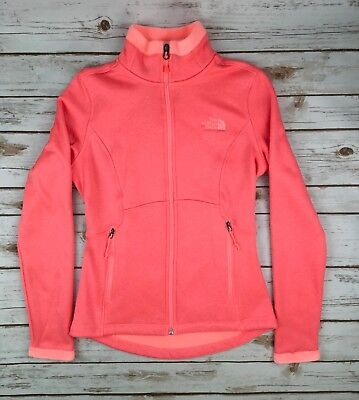 e40662be8 NWT WOMEN'S THE North Face Agave Full Zip Jacket Arctic Ice Blue ...
