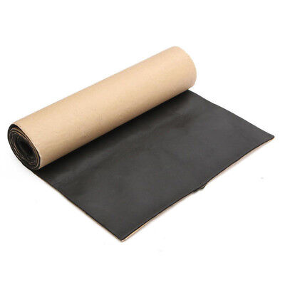 Insulation Foam Sound Car Deadening Cell Adhesive Cotton Van 5mm Liner Proofing