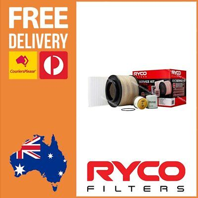 Ryco 4x4 Filter Service Kit RSK2C Suits Toyota Hilux KUN16 & KUN26