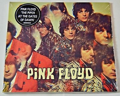 Pink Floyd ~ The Piper At The Gates Of Dawn ~ NEW CD ~ Remastered 2011  (sealed)