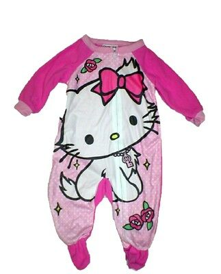d26a62dd5 GIRL S ELF ON THE SHELF Sz 4 FOOTED PAJAMAS Blanket Sleeper Pjs ...