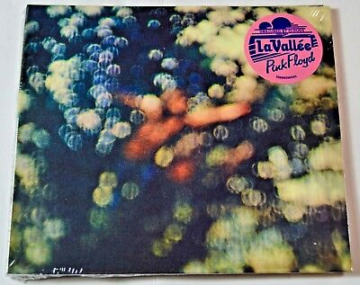 Pink Floyd ~ Obscured By Clouds ~ NEW CD ~ Remastered 2011 (sealed) Digipack
