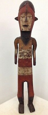 very nice rare Big Figure Kongo 27 inch old Germany collection