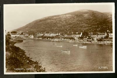 MDZ Early Postcard, Tarbert, Isle of Harris