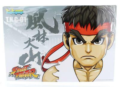 Street Fighter The New Challenger Ryu Figure and Diorama