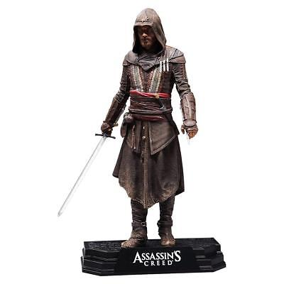 """Assassin's Creed Movie 7"""" Color Tops Action Figure: Aguilar"""