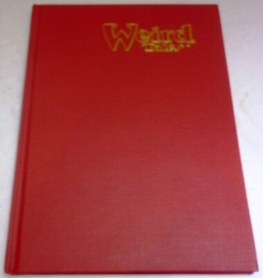 Weird Tales #293 – US magazine – Winter 1988/1989 - Hardcover, Limited, Signed