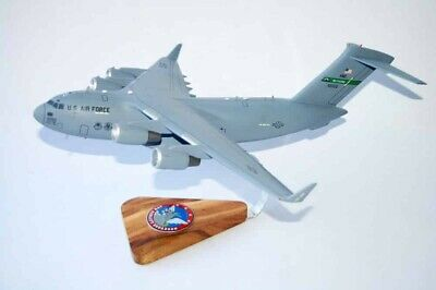 4th Airlift Squadron C-17 Model