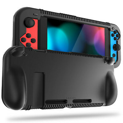 For Nintendo Switch Console & Joy-Con Soft Silicone Case Shock Proof Grip Cover