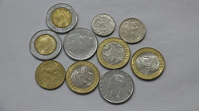 Italy Commemorative Coins Lot A97 Xj41