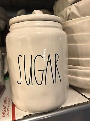 Rae Dunn Og Large Letter Coffee Canister 31 68 Picclick
