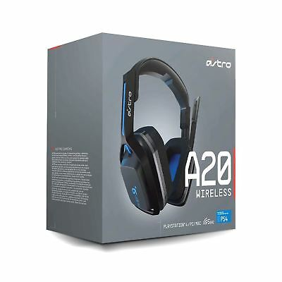 ASTRO Gaming A20 Wireless Headset Blue
