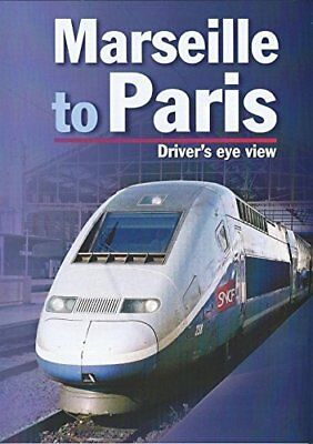Dvd Marseille To Paris Drivers Eye View