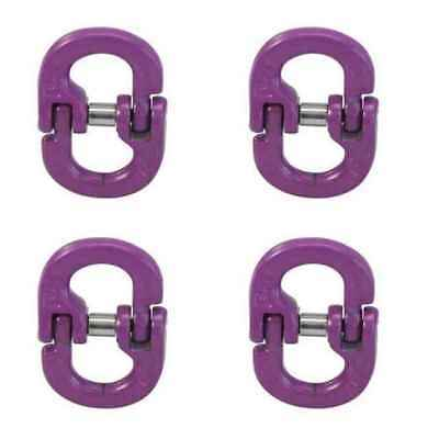 "KWB Grade 100 Connecting Link - Size 5/16"" - 4 Pack"
