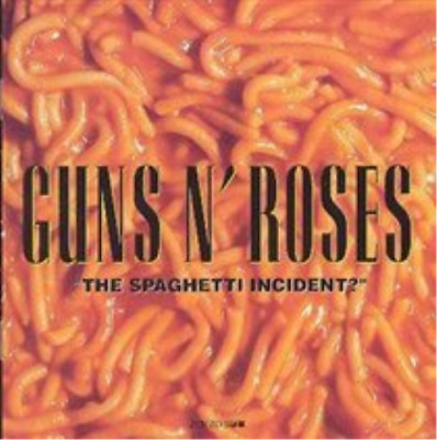 The Spaghetti Incident? CD NEW