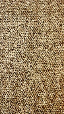WHIPPED BUDGET FEATURE STAIR CARPET RUNNER 66cm x 8 metres BERBER LOOP  PILE