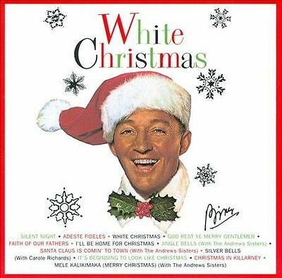 BING CROSBY **White Christmas **BRAND NEW CD!!