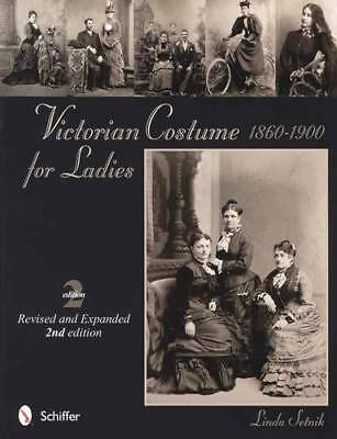 Victorian Ladies Dress & Formal Wear 1860-1900 Collector Reference Photos & Info