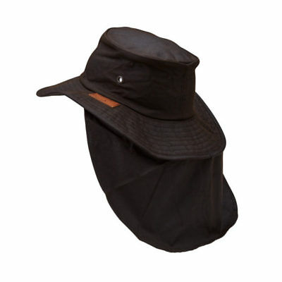 Didgeridoonas Walkabout Hat with flap x-large - WBH
