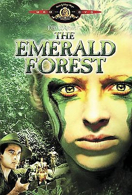 BRAND NEW DVD The Emerald Forest: Powers Boothe, Meg Foster, Yara Vaneau